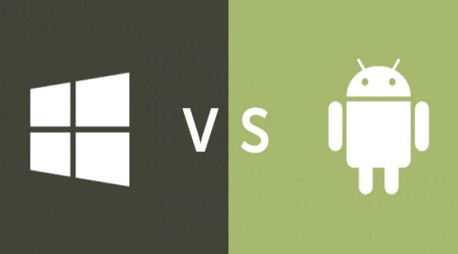 Какой планшет лучше: Windows или Android?