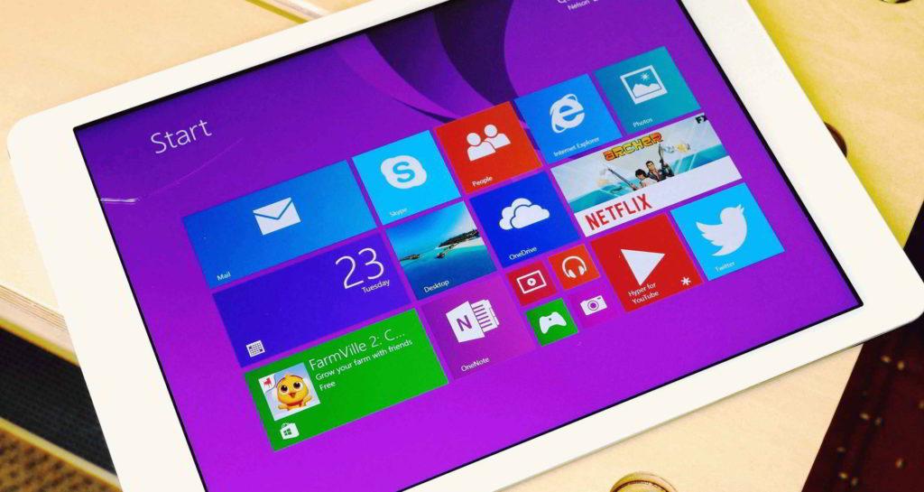 Топ-рейтинг лучших китайских планшетов на windows 10