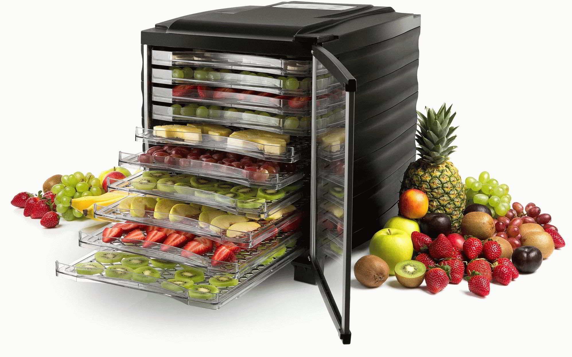 Топ-рейтинг лучших электросушилок 2020 для овощей, фруктов и грибов