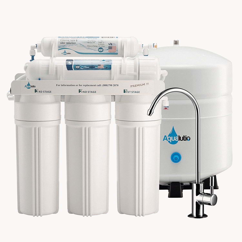 Рейтинг проточных фильтров для воды