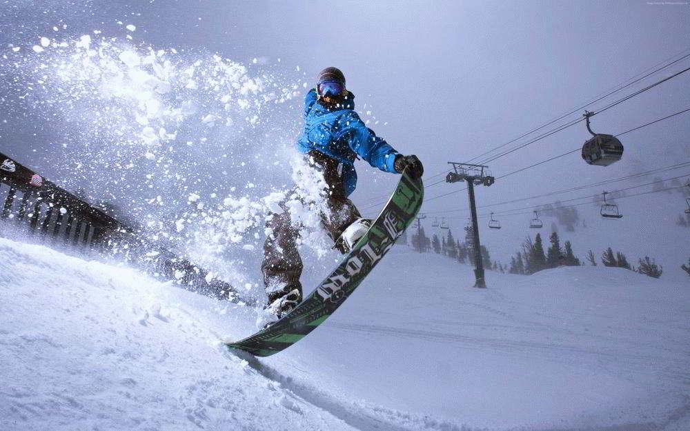 Как выбрать лучший сноуборд для новичков