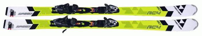 Fischer XTR RC4 Speed 16-17