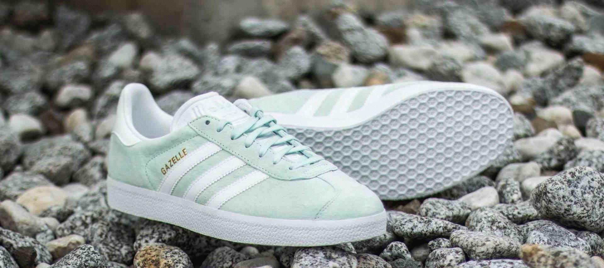 f8ad8599a Эти кеды от компании Adidas достаточно просты на первый взгляд, но так  кажется лишь сначала. Линейку Gazelle полюбили подростки, модники и люди,  ...