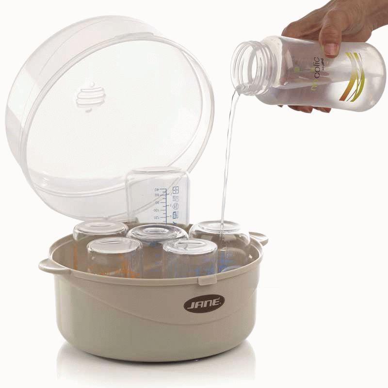 Инструкция по пользованию стерилизатора tefal baby home