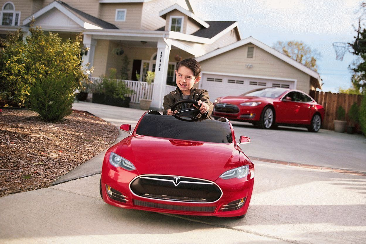 Лучшие детские электромобили в 2021 году