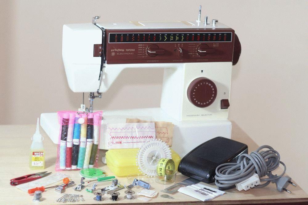 Рейтинг лучших швейных машинок для дома 2019