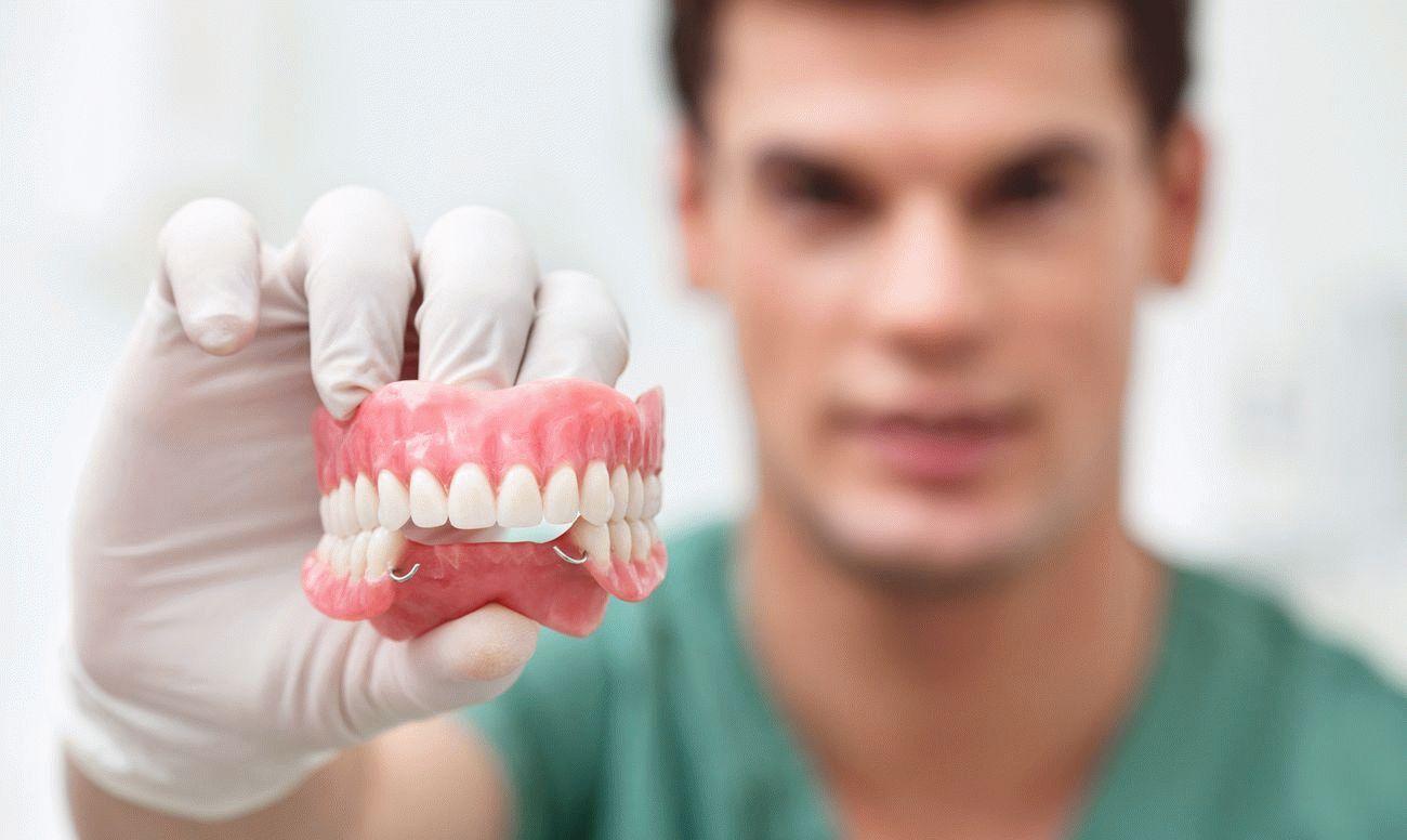 Лучшие съемные и несъемные зубные протезы в 2020 году