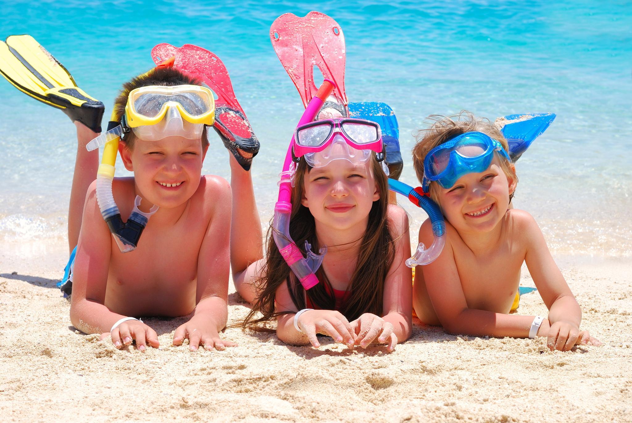 Лучшие курорты Европы для отдыха всей семьей в 2020 году