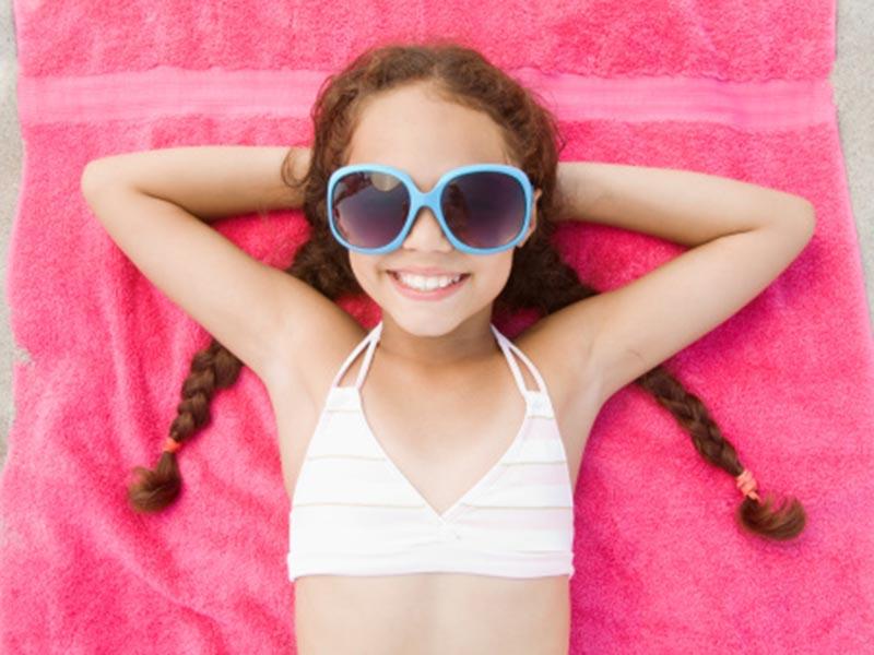 Солнцезащитные очки для детей рейтинг