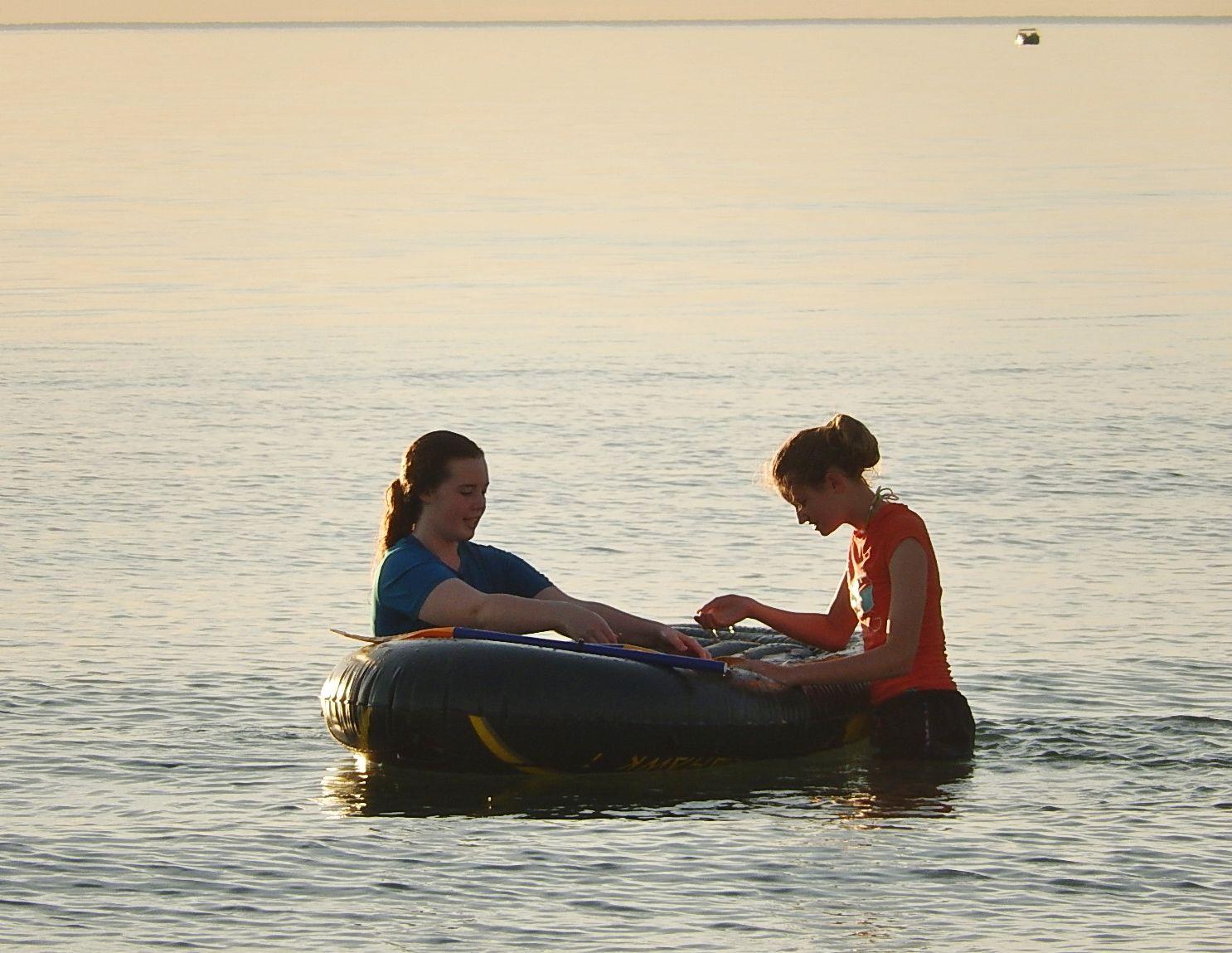 Лучшие резиновые надувные лодки в 2021 году