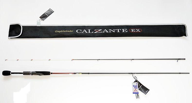 Спиннинг ультралайт Graphiteleader Calzante EX GOCAXS-732UL-T