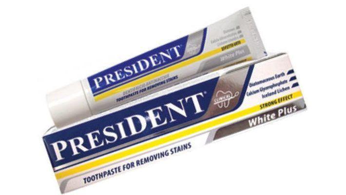 Лучшая отбеливающая паста для зубов