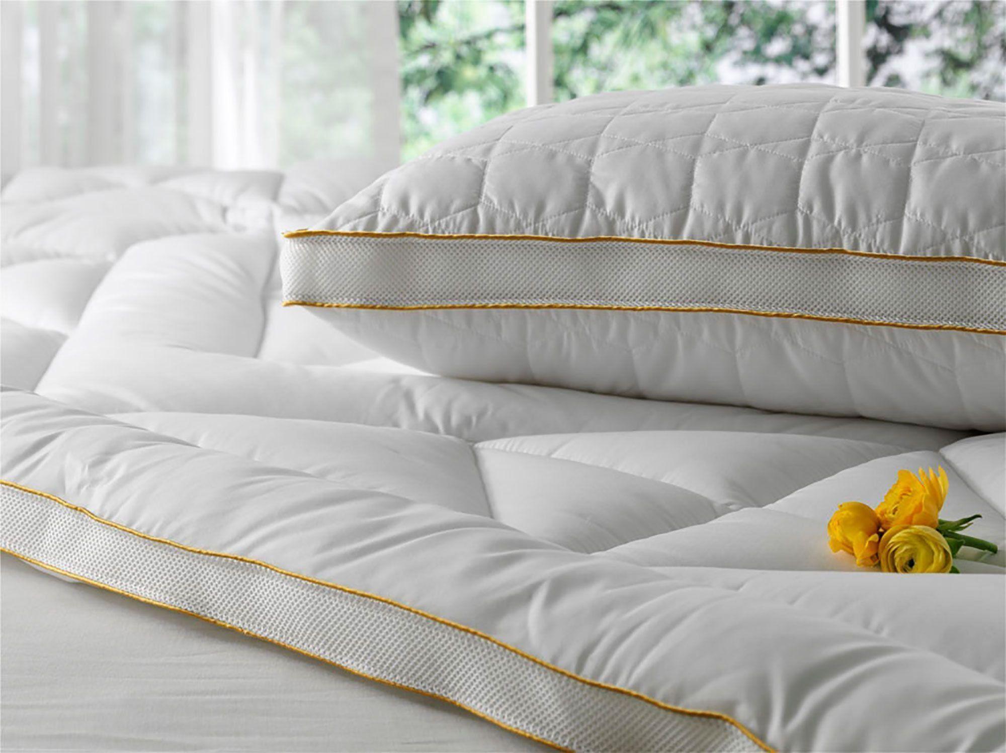 Наполнители для подушек: выбираем лучший в 2021 году