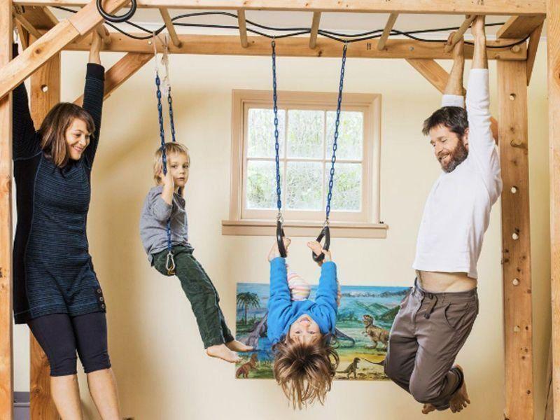 Рейтинг лучших шведских стенок для детей и взрослых 2020
