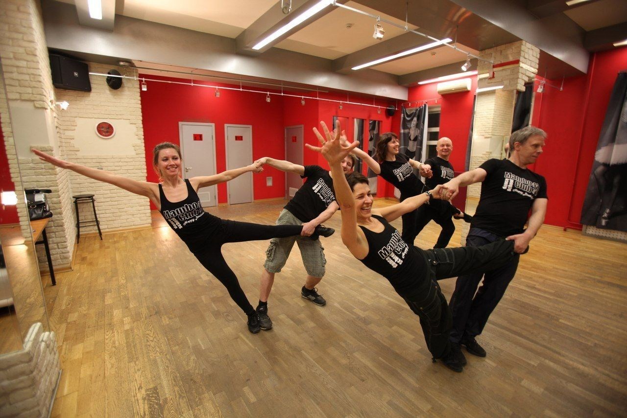 Лучшие танцевальные школы в Санкт-Петербурге в 2020 году