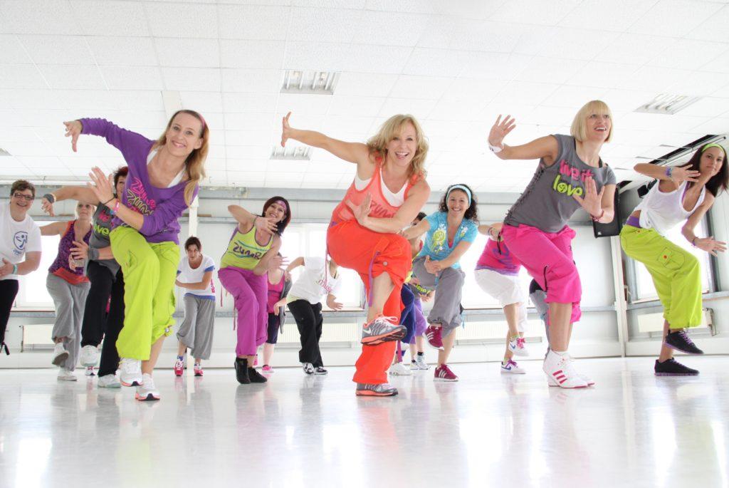 Танец зумба для похудения видео торрент