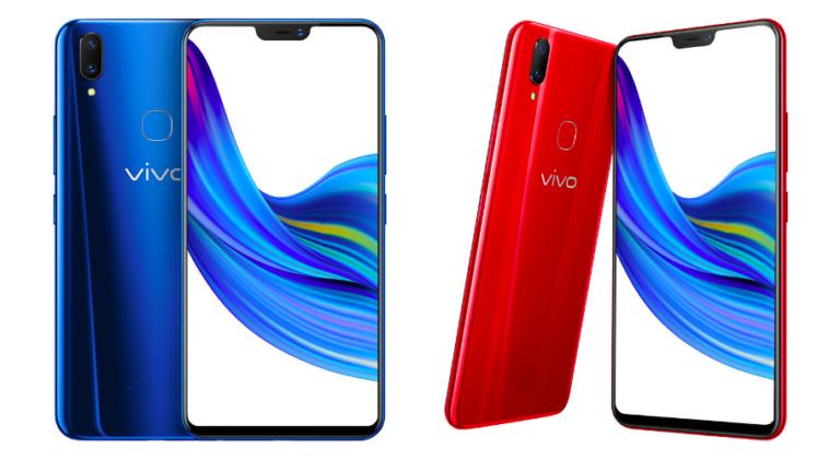 Лучшие смартфоны Vivo в 2021 году