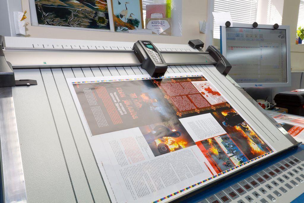 Какое оборудование необходимо для мини-типографии