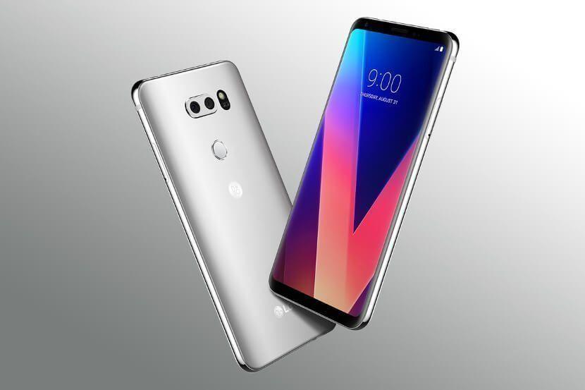 Обзор смартфона LG V30+: плюсы и минусы