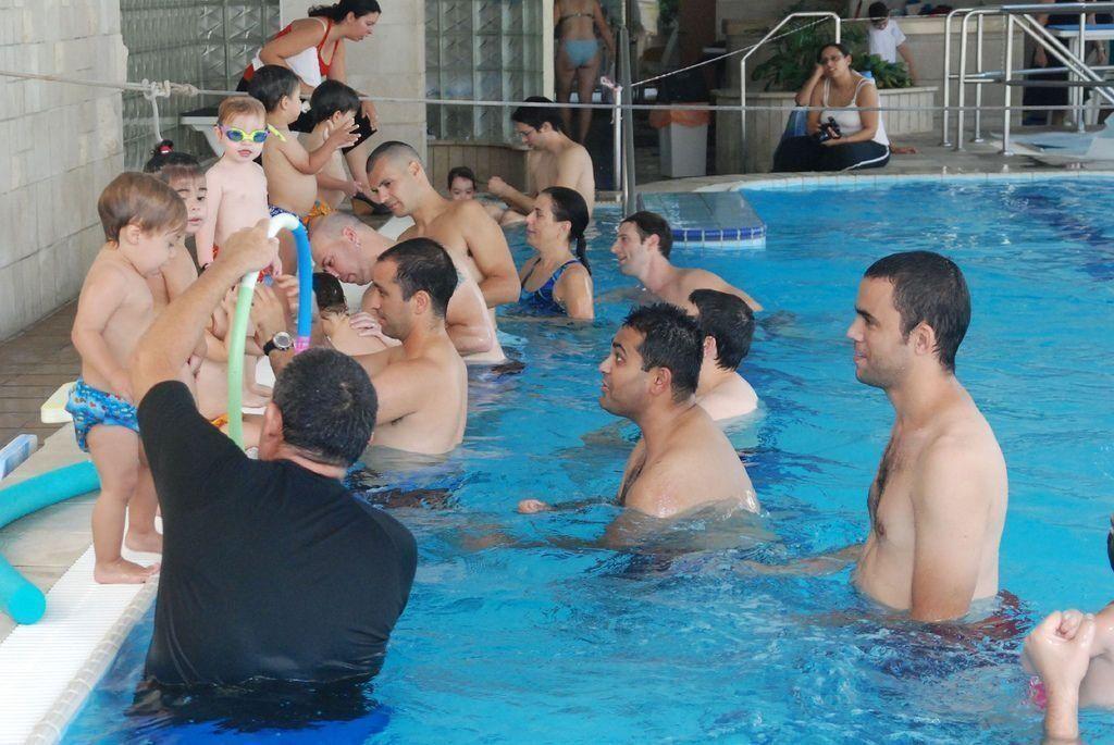 Рейтинг лучших детских бассейнов в Красноярске