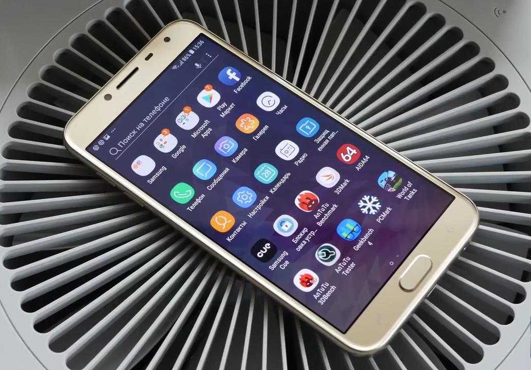 Смартфон Samsung Galaxy J4 (2018)  – достоинства и недостатки