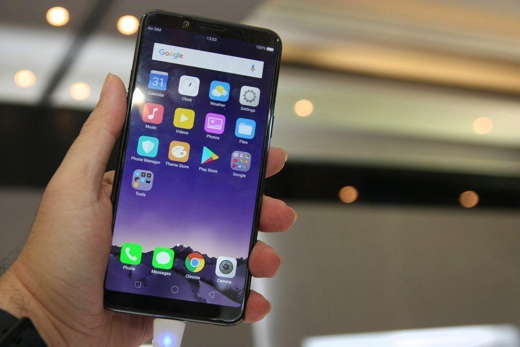Смартфон OPPO F5 (32GB и 64GB) — достоинства и недостатки