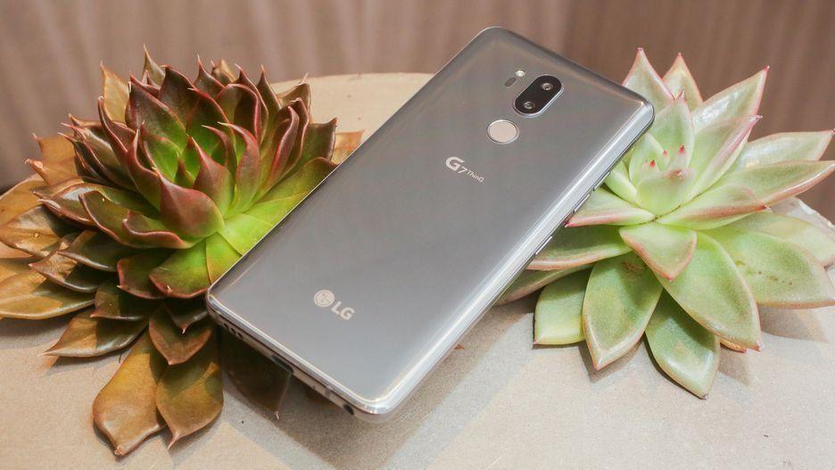 «Звучный» смартфон LG G7 ThinQ 64GB — достоинства и недостатки