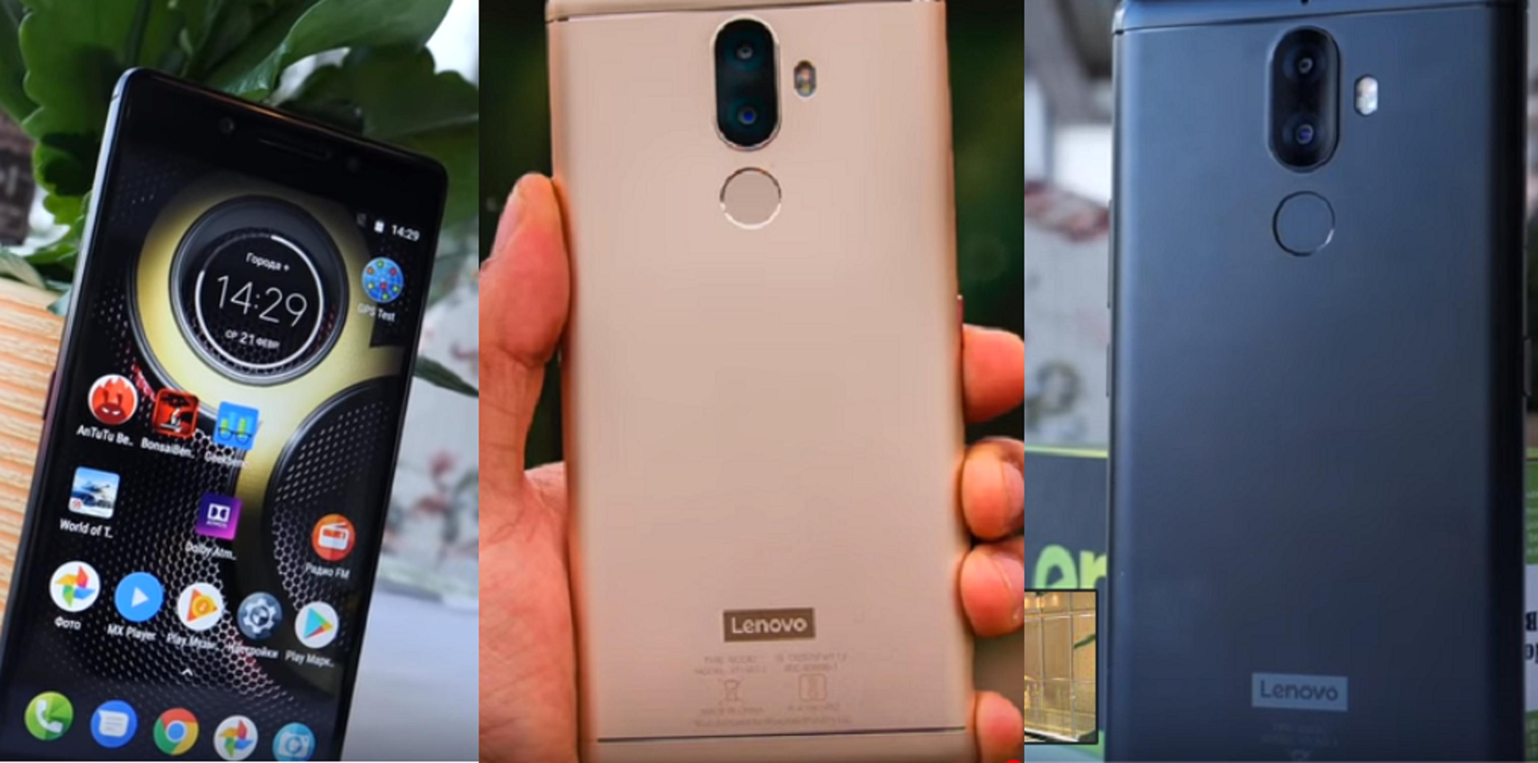 Смартфон Lenovo K8 Note 64GB — достоинства и недостатки