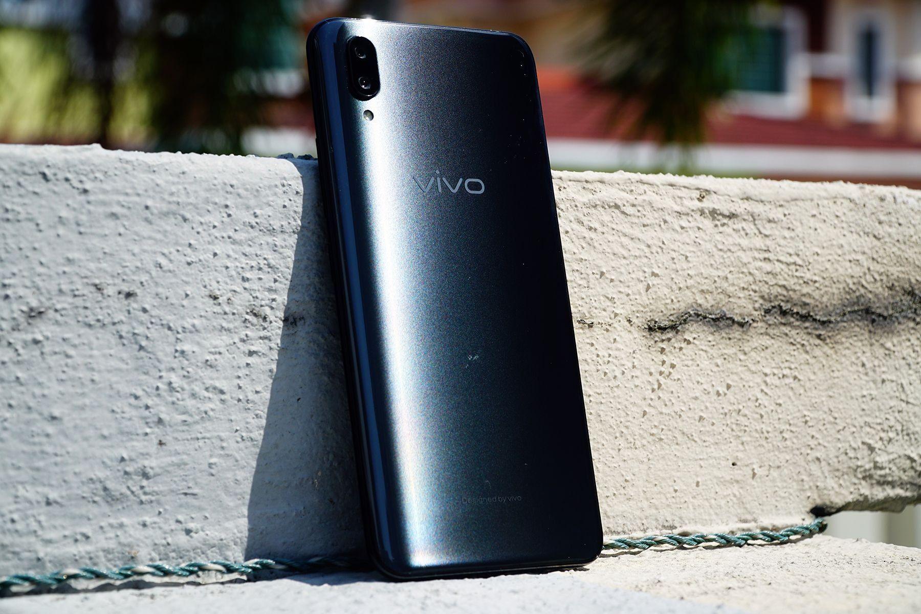 Смартфоны Vivo x21 и x21UD — достоинства и недостатки