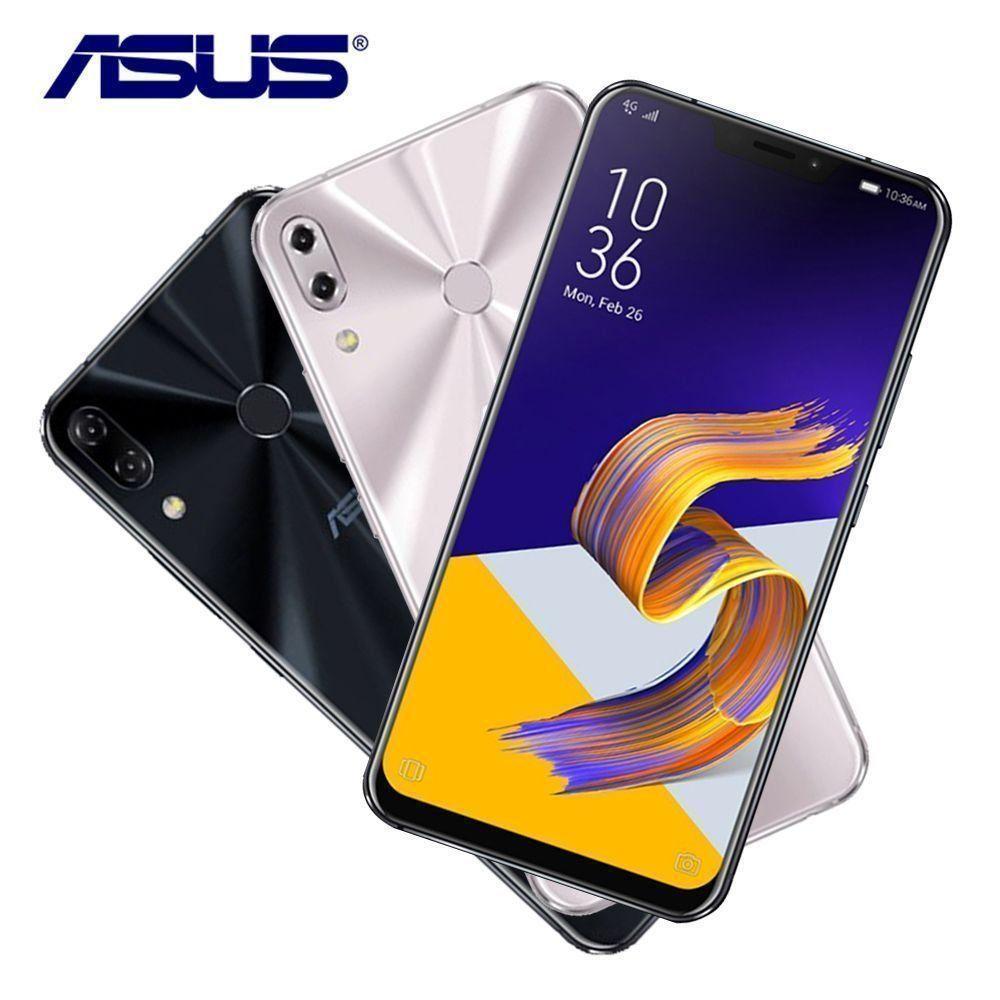 Интеллект и красота: Смартфон ASUS ZenFone 5Z ZS620KL 6/64GB и 8/256GB