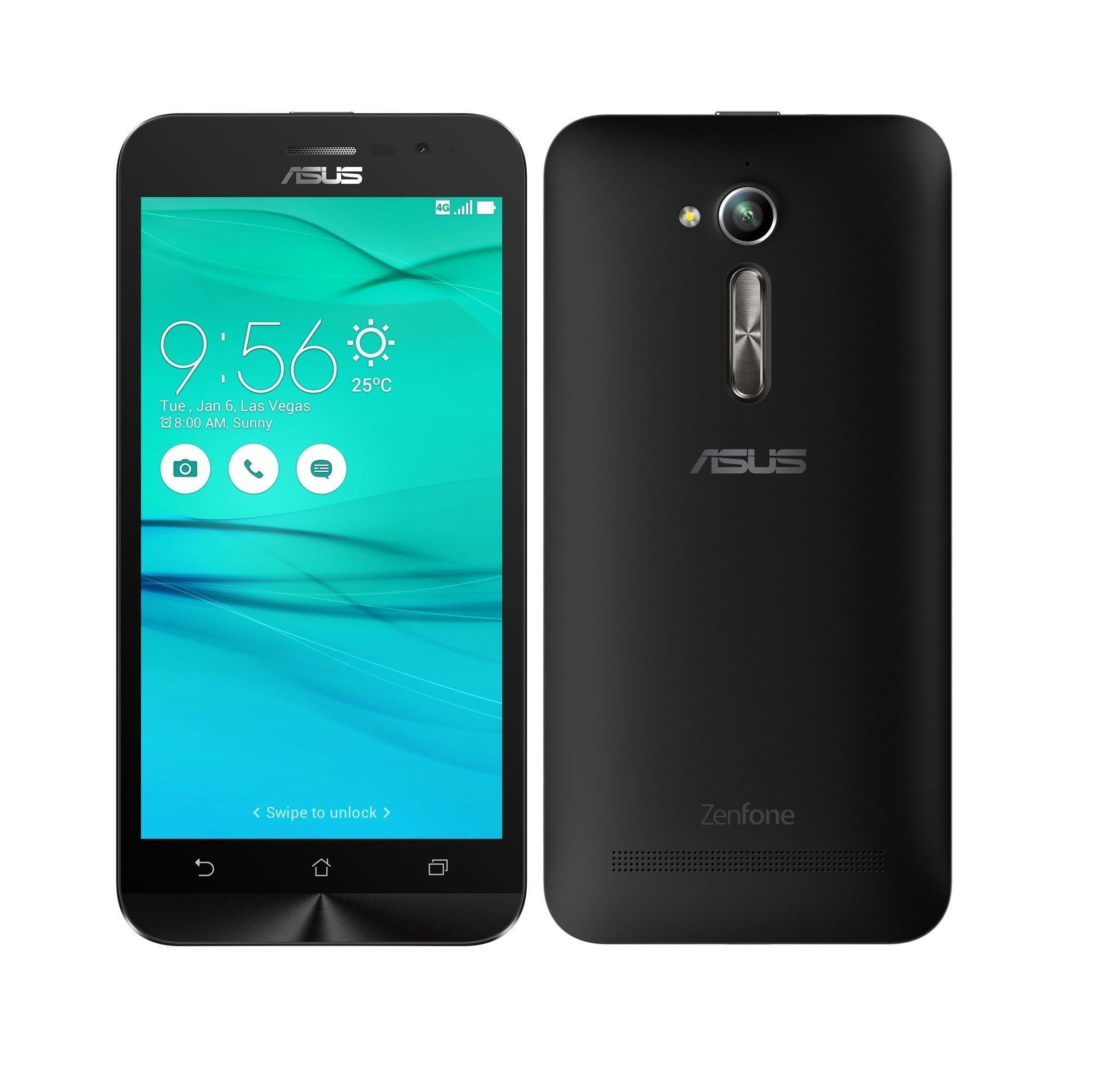 Смартфон ASUS ZenFone Go ZB500KG 8GB – достоинства и недостатки