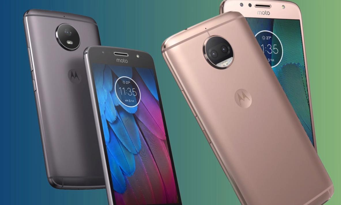Смартфон Motorola Moto G5s и G5s Plus — достоинства и недостатки