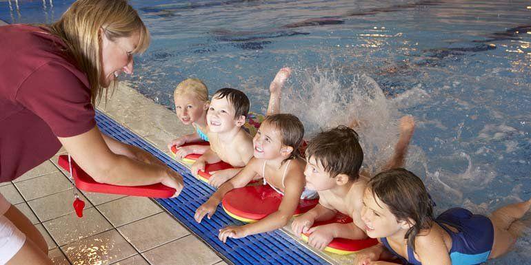 Лучшие детские бассейны в Волгограде в 2020 году