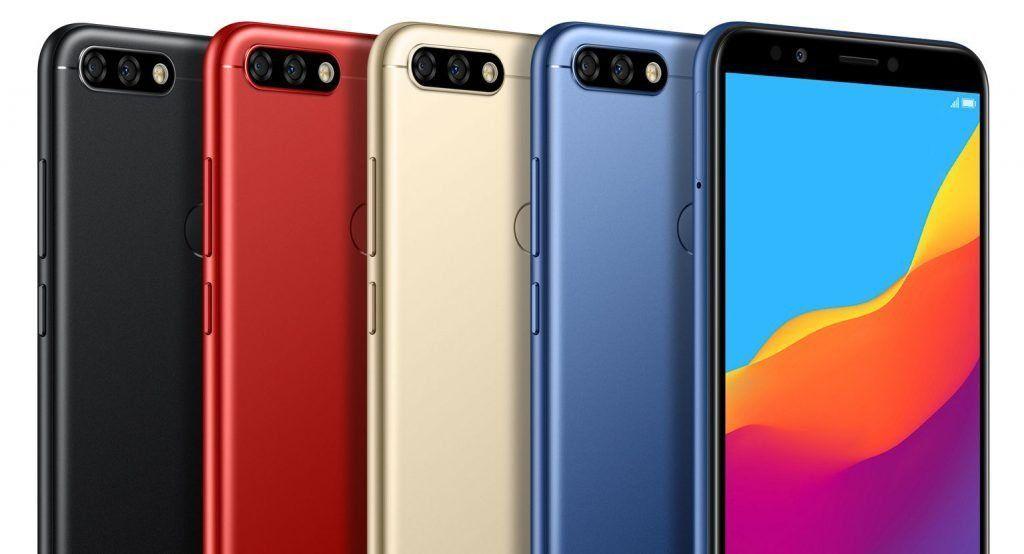Смартфоны Honor 7A, 7C 32GB и 7C Pro — достоинства и недостатки