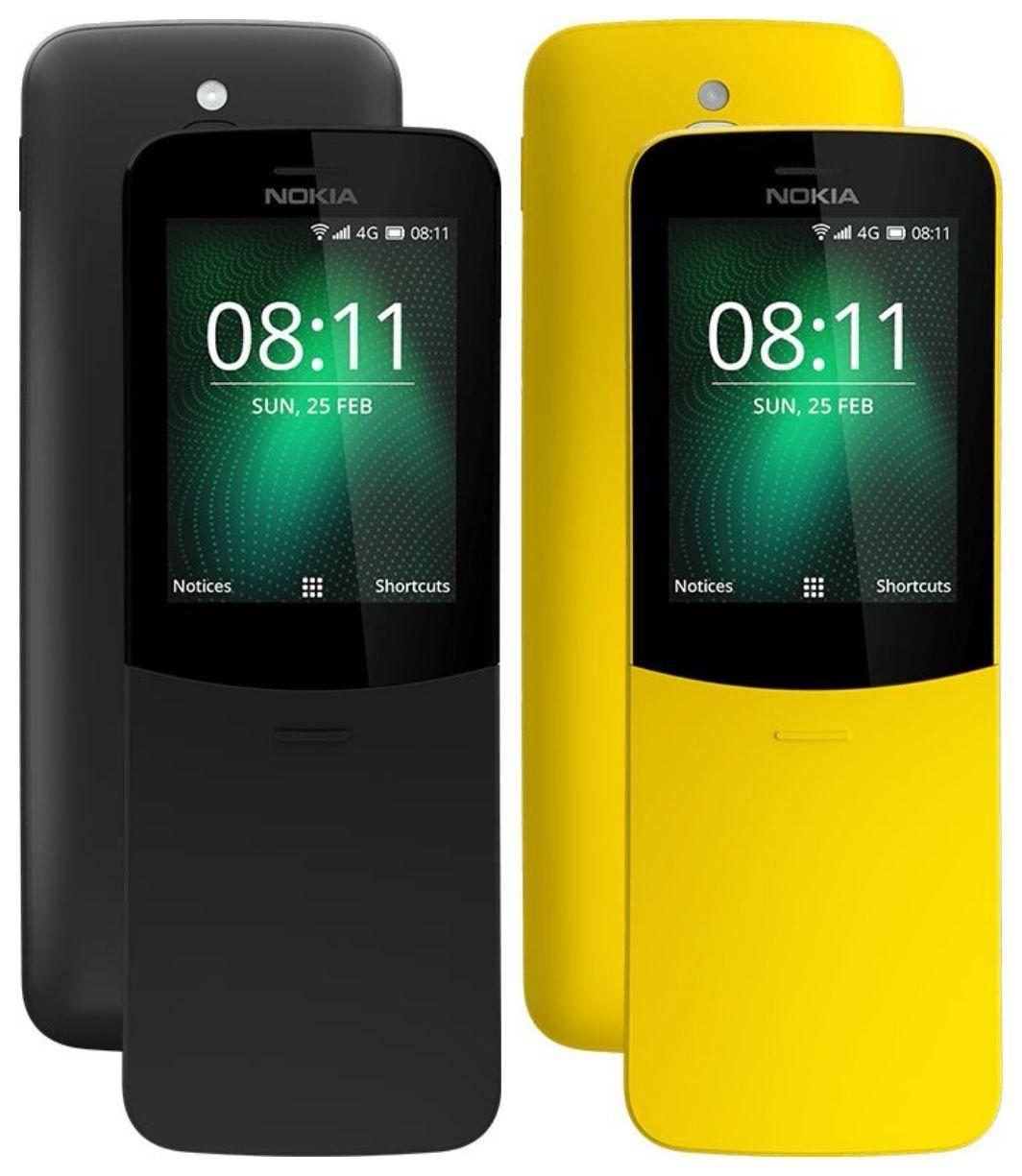 Nokia 8110 4G: Достоинства и недостатки модели