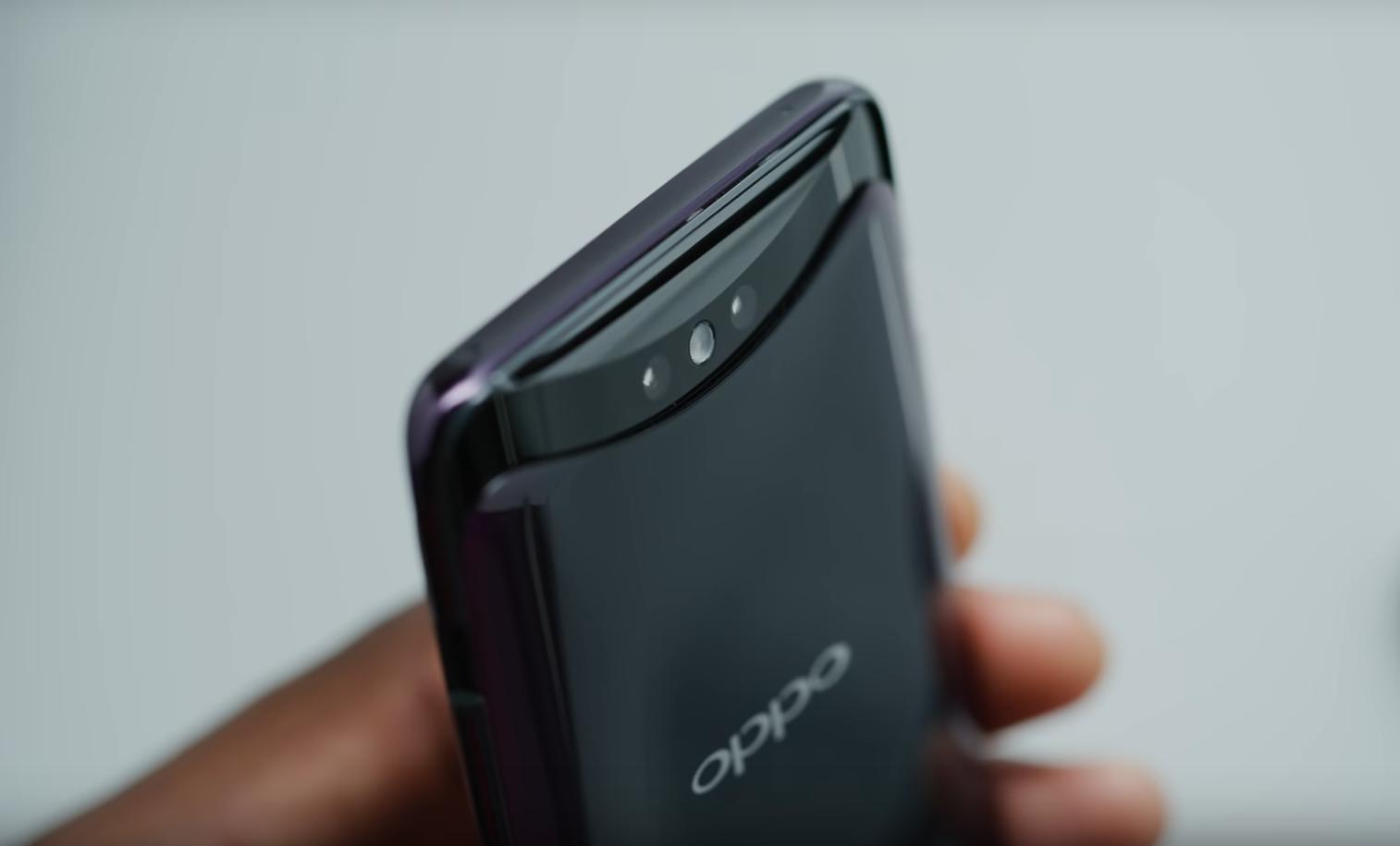 Обзор достоинств и недостатков смартфона Oppo Find X