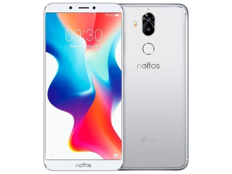 Функциональная элегантность: Смартфон TP-LINK Neffos X9