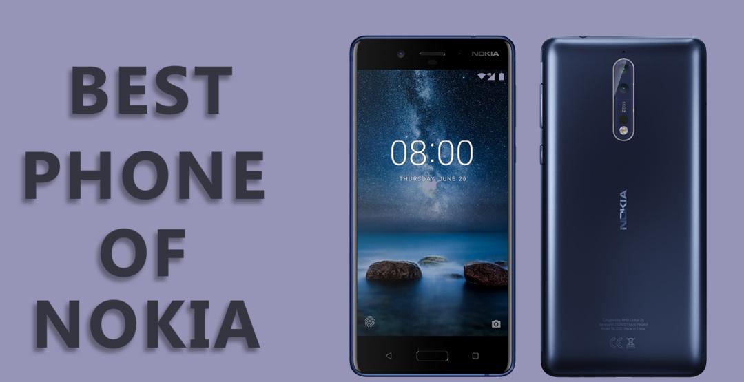 Смартфон Nokia 8 Dual sim — достоинства и недостатки