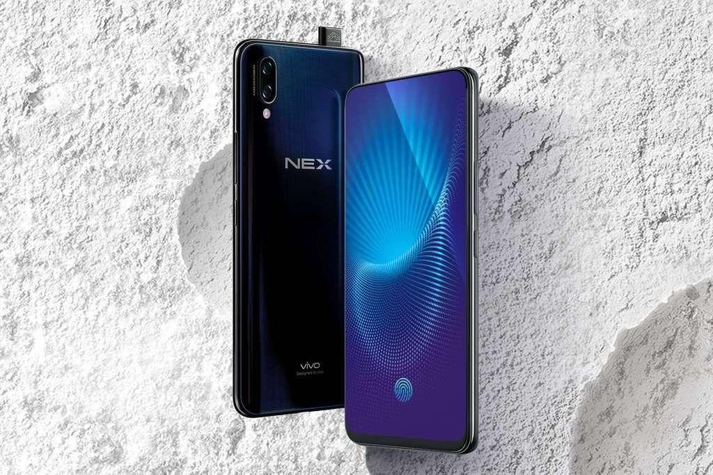 Смартфон Vivo Nex — достоинства и недостатки