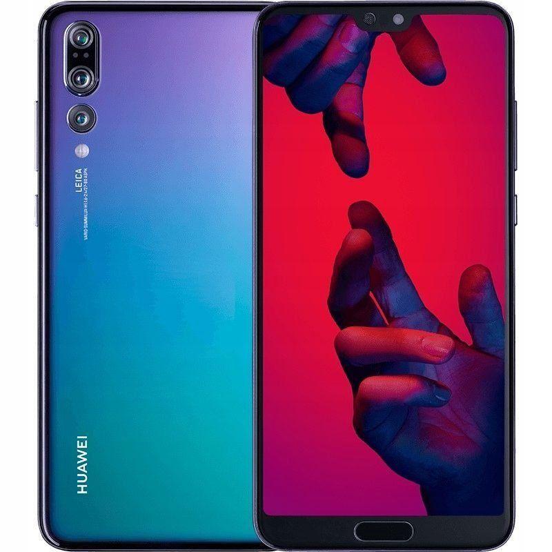 Cравнение Huawei P20 и Huawei P20 Pro