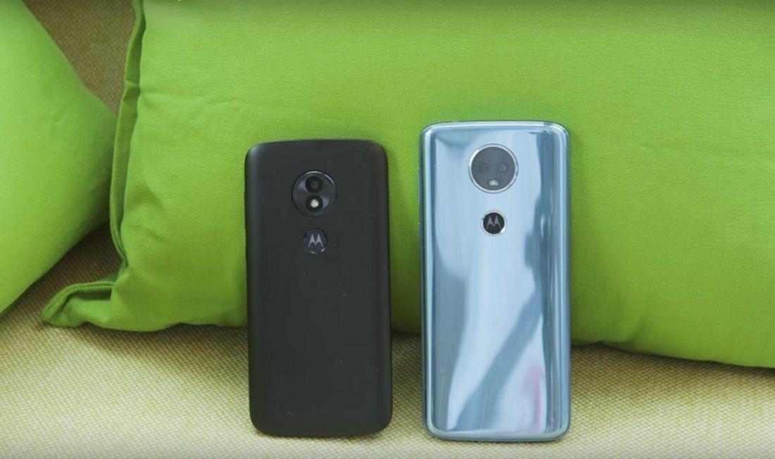 Смартфоны Motorola Moto E5 и E5 Plus: их достоинства и недостатки