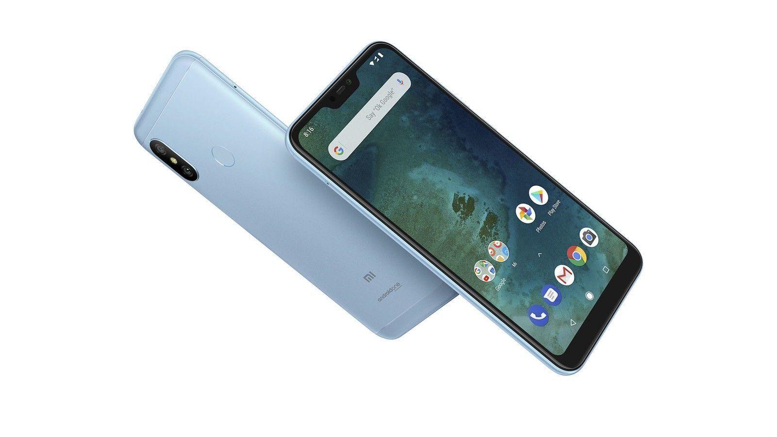 Смартфон Xiaomi Mi A2 и A2 Lite (32GB и 64GB) — достоинства и недостатки