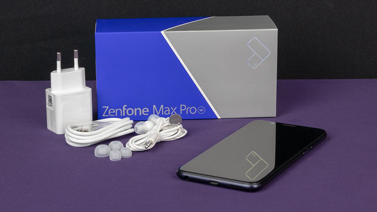 Смартфон ASUS ZenFone Max Pro ZB602KL 3/32GB и 4/64GB — достоинства и недостатки