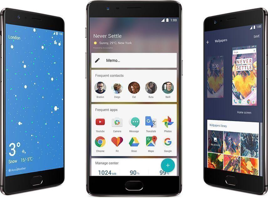 Смартфон OnePlus 3T 64GB: от недостатков к достоинствам