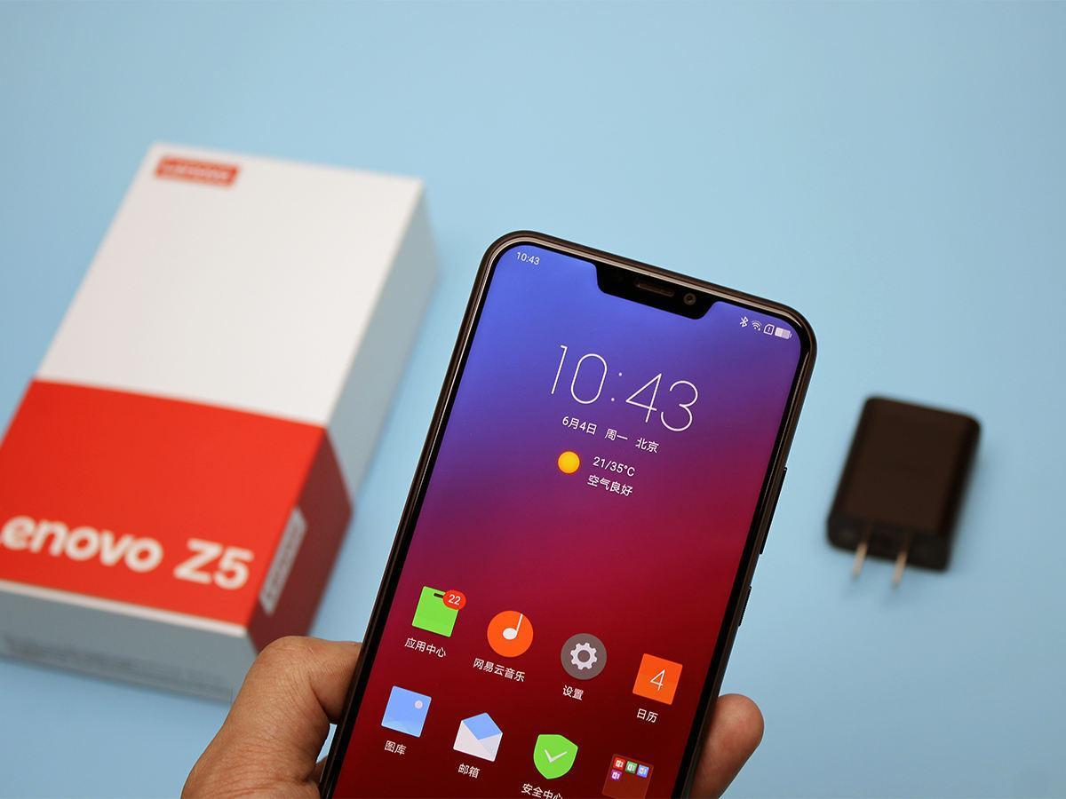 Смартфон Lenovo Z5 — достоинства и недостатки