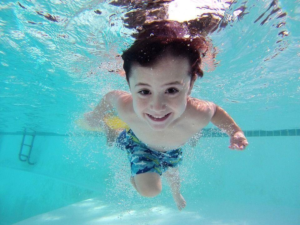 Бассейны для детского плавания в Санкт-Петербурге в 2021 году