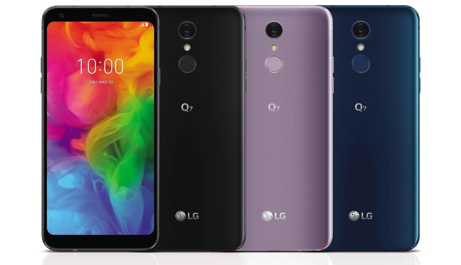 Достоинства и недостатки смартфонов LG Q7+ и Q7 – новинок 2018 года