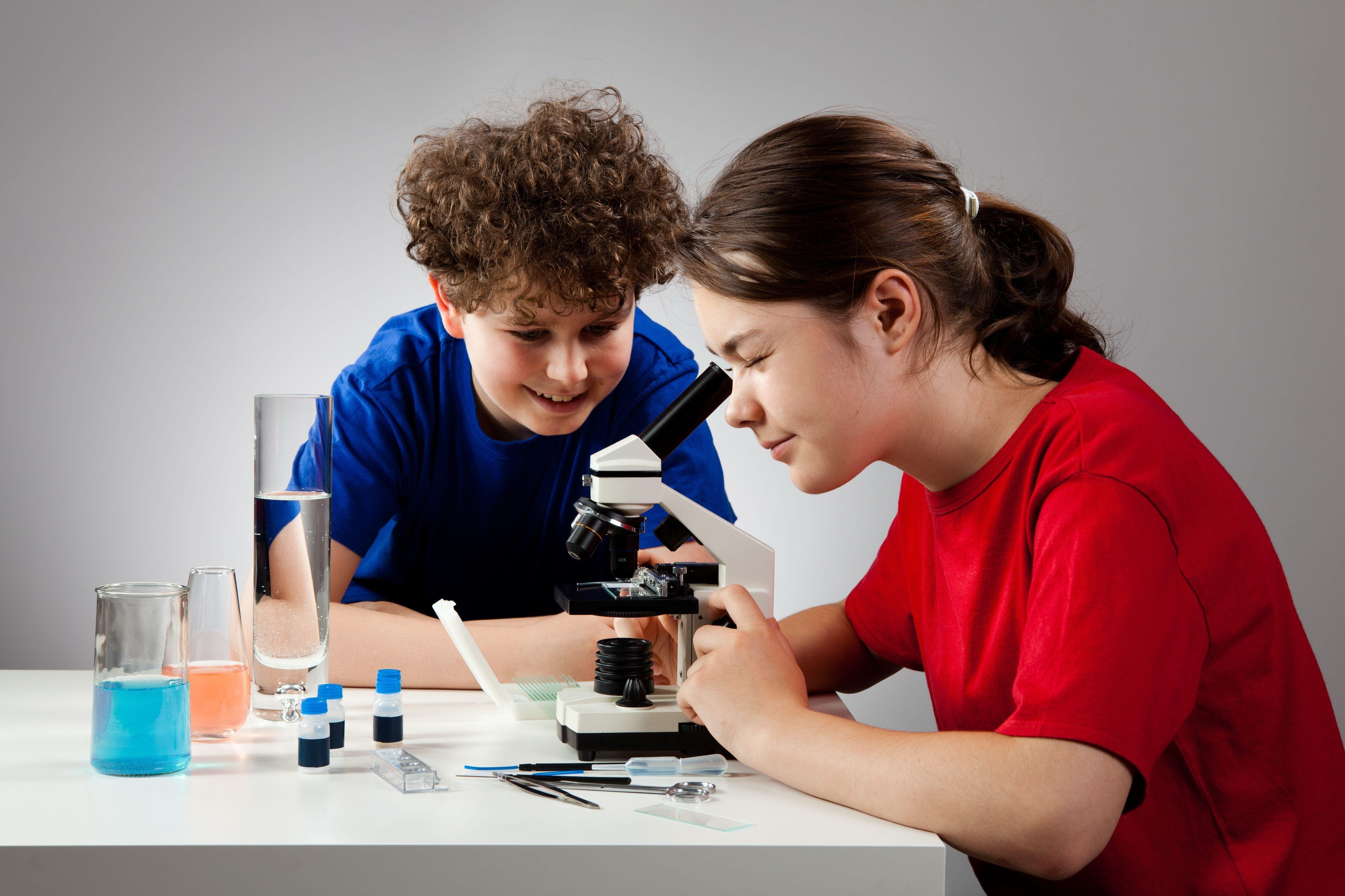 Лучшие микроскопы для школьников и студентов в 2020 году
