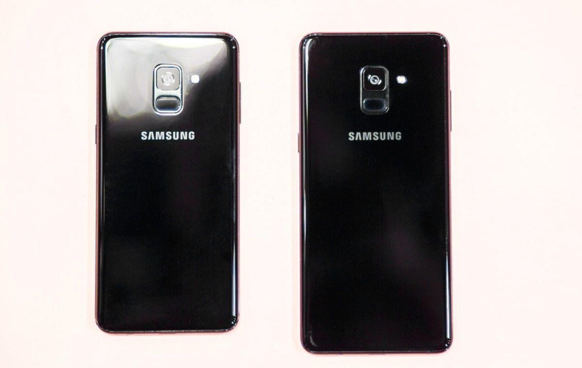Смартфон Samsung Galaxy A8 и A8+ их достоинства и недостатки