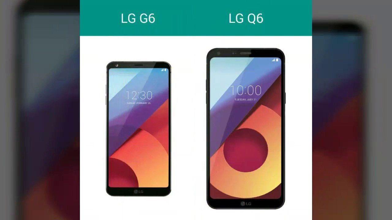 Смартфон LG G6 64GB и Q6+: достоинства и недостатки